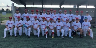 TEXAS PROSPECTS REPRESENTS HCSL AT 2018 NBC WORLD SERIES